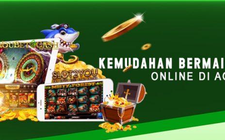 Kemudahan Bermain Judi Slot Online Di Agen Judi Slot Osg777