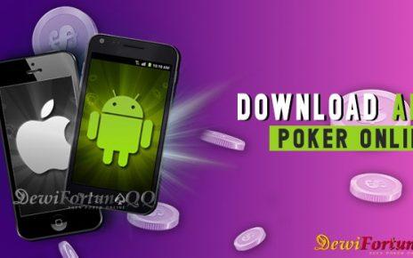 Cara Download Kartu Poker Online Dan Aplikasinya